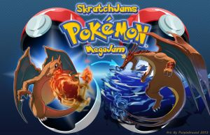 Charizard MegaJam by Purpleground02