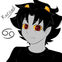Karkat Vantas by Whim-doll