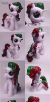 Lady Archer ponyville custom by Woosie