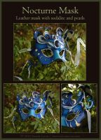 Nocturne Mask by windfalcon