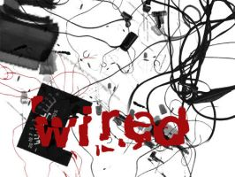 Fmd -Wired Photoshop Brushes by xchrisx
