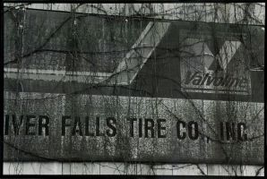 Rusted Tires by Peterodl