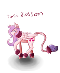 Timid Blossom by shirofluff