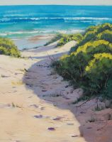 Central Coast Dunes by artsaus