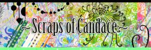 Scraps of Candace by shrela