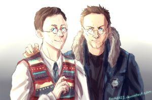[ LOST ] Dr. Ben Linus and cool Ben by EarthXXII