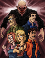 Buffy Season 1 Tribute by jmatchead