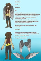 For Display OCT: Alice Ref Sheet by ChrisTheBlue