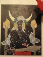 Vision of Hekate by Neheti