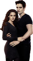 Edward y Bella PNG... by MoustachehGirl