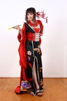 YUUKO cosplay final version by tamiko-desu