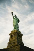Statue of Liberty by drumgirl