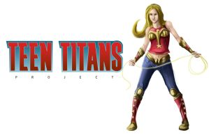 TEEN TITANS PROJECT FAN FILM (Wondergirl concept) by shakalegend