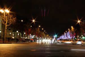 Champs Elysees by nftadaedalus