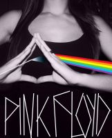 pink floyd's heart by artistheheart