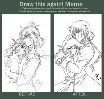 Before and After Meme by Candy-Janney