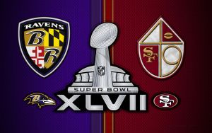 49ers-vs-Ravens-XLVII by vectorgeek
