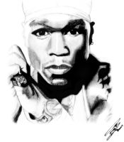 50 Cent by saurio