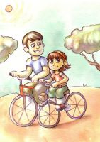 Bicycles by Gigei