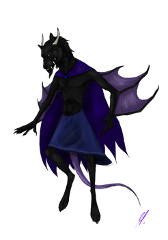 Point commision for DarthSaren by Mayka94