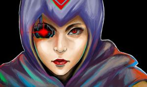 .:: Crimson Eye ::. by Takamin