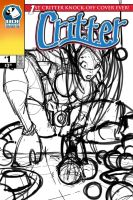 Critter Cover WIP 02 by RobDuenas
