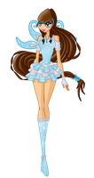Aiko Magic Winx by xXDiamondStarXx