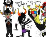 Happy birthday Tav-chan! :3 by BibiVampire