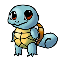 Just Squirtle by Quacksquared