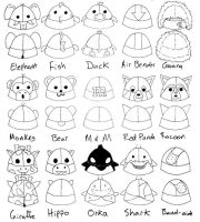 Hat design page 2 by AshuriShirosenshi