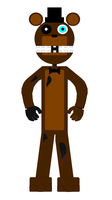 Withered Freddy 2.0 by Painter85