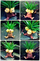 #103, The Coconut Pokemon by someoneHOnesT