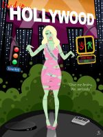 Dead in Hollywood by Todd-the-fox
