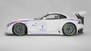 BMW Z4 GT3-1 by punkandroll