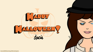 Happy Halloween! - Daria by ElAdministrador