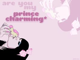 Wallp: Prince Charming by pinkcoma