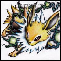 Jolteon by Petah55
