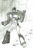 Transformers Prime 21 by Comsing8