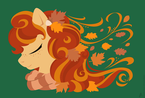Comm - AutumnAria by raygirl