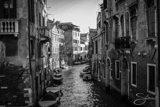 City of Canals by stepheesmq