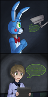 FNaF: Point of View by LadyArcane