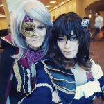Bloodstained:Ritual of the Night- Miriam and Gebel by FyreGothChylde