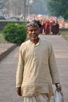 Portraits from India - XX by Kancano