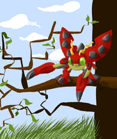 Tentomon by smish