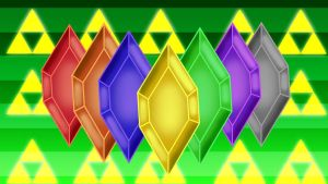 Rupees Wallpaper by water16dragon