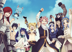 Fairy Tail 435 - Shout of Victory by LightxKasuka2