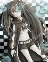 Black Rock Shooter by iJosiechan