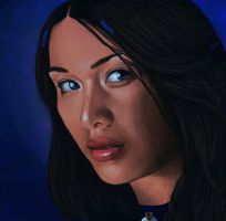 Katara by toughtink