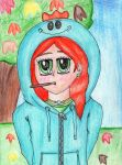 Autumn and cute hoodies by CartoonPrincess15