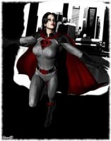 Soviet Superwoman by Stone3D by Soviet-Superwoman